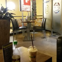 Coffee Fellows - Stuttgart, Baden-Württemberg, Allemagne. Seating