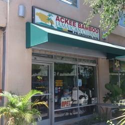 Ackee bamboo jamaican cuisine 109 foto 39 s caribisch for Ackee bamboo jamaican cuisine