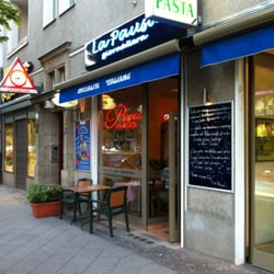 La Pausa Giornaliera bei Renato, Berlin
