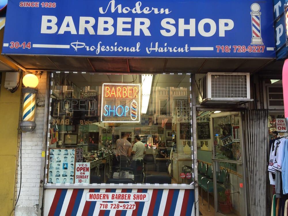 Modern Barber Shop - Barbers - Astoria, NY - Yelp