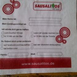 Sausalitos Sommerbar, München, Bayern
