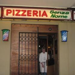 Pizzeria Senza Nome, Berlin