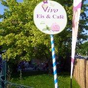 Vivo Eis & Cafe, München, Bayern