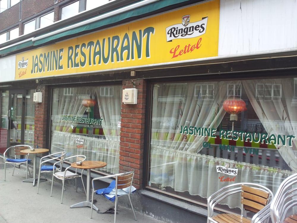 Jasmine restaurant restaurants gr nerl kka oslo for Jasmine cuisine