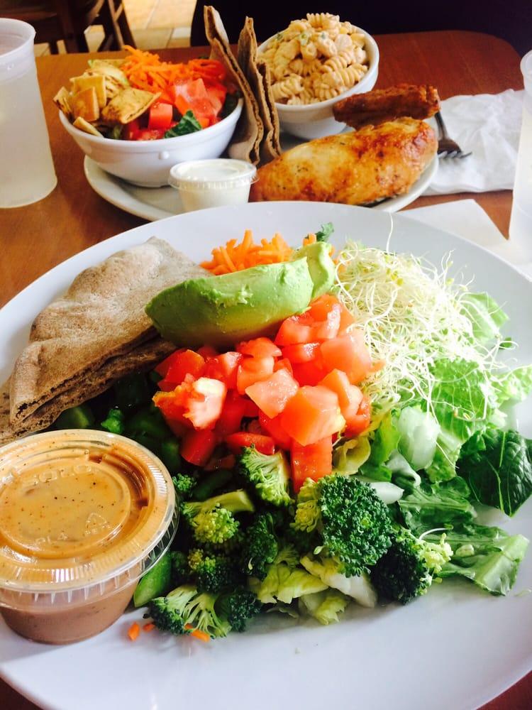 California Chicken Cafe Northridge Yelp