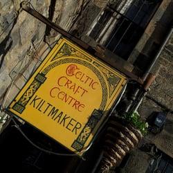 Celtic Craft Centre Edinburgh