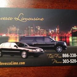 An-invesco Limousine logo