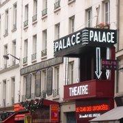 Le Palace - Paris, France. Palace Extérieur 2