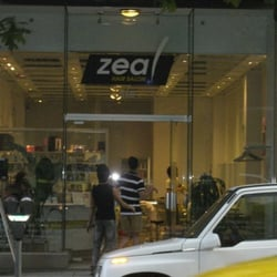 Zeal hair hairdressers downtown vancouver bc for 88 beauty salon vancouver