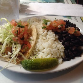 Wahoo's Fish Tacos - Fullerton, CA, United States. Shrimp taco with ...