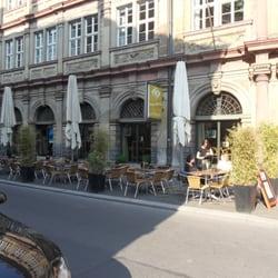 CU Cafe Bistro, Würzburg, Bayern