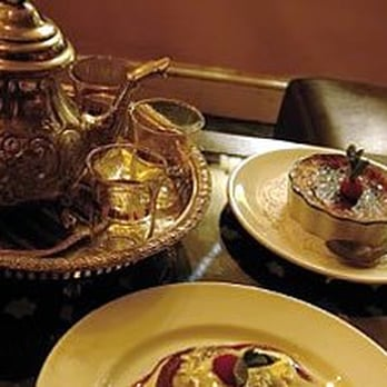 Tea and dessert - from website