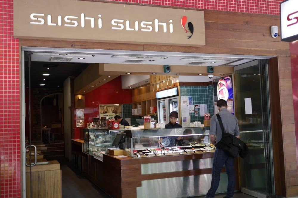 Sushi sushi japanese restaurants melbourne melbourne for Asian cuisine melbourne