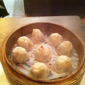 Spicy pork xiao long bao