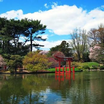 Brooklyn Botanic Garden Brooklyn Ny United States Sakura Matsuri Festival 2014