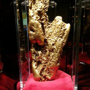Golden Nugget Hotel & Casino - The Hand of Faith - Laughlin, NV, Vereinigte Staaten