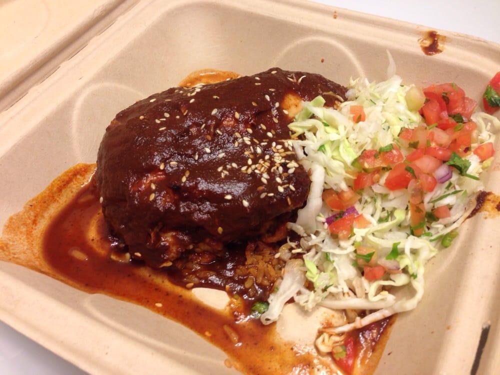 Mole de Pollo Mexicano Mexicana Pollo Con Mole