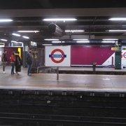 Farringdon Station, London