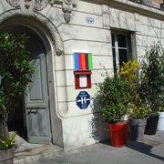 Hotel Tolbiac - Paris, France. tolbiac