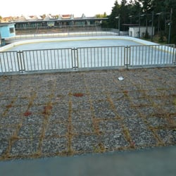 Eisstadion im Sportpark Neukölln, Berlin