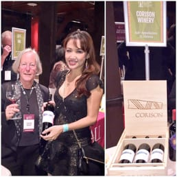 Winemaker Cathy Corison at Flavor! Napa NOV 22, 2014 Appellation Trail
