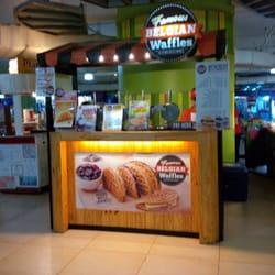 ... Belgian Waffles - San Juan, Metro Manila, Philippines by Emma D
