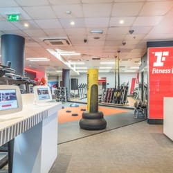 Fitness First Gym London