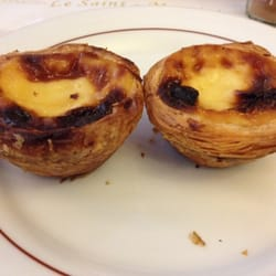 Pastel de Nata - Canelle en option