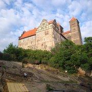 Schloss Quedlinburg, Quedlinburg, Sachsen-Anhalt