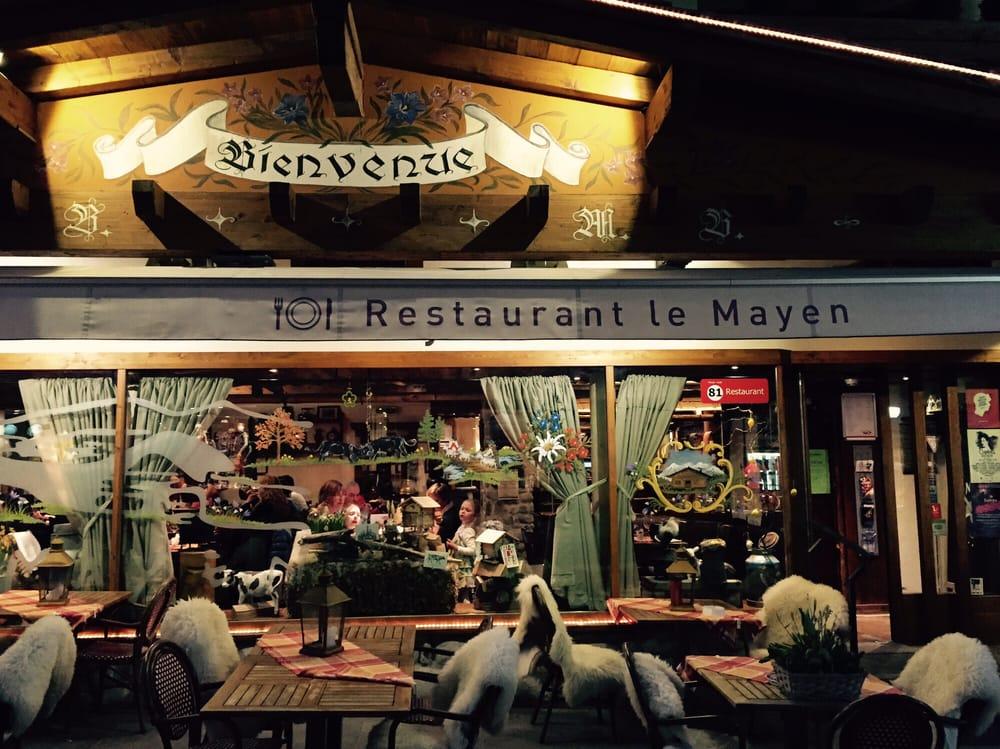 Le mayen cuisine suisse montana valais suisse avis - Restaurant cuisine moleculaire suisse ...
