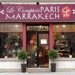 Le comptoir paris marrakech pigalle paris yelp for Salon paris marrakech