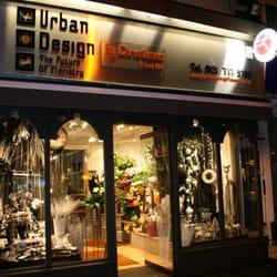 Urban Design Flowers, Birmingham, West Midlands