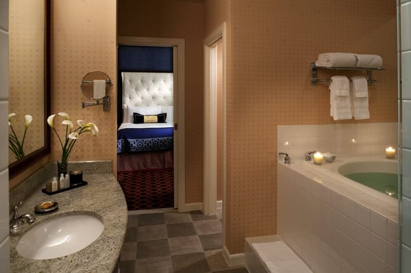 Hotel Monaco Spa Room Salt Lake City