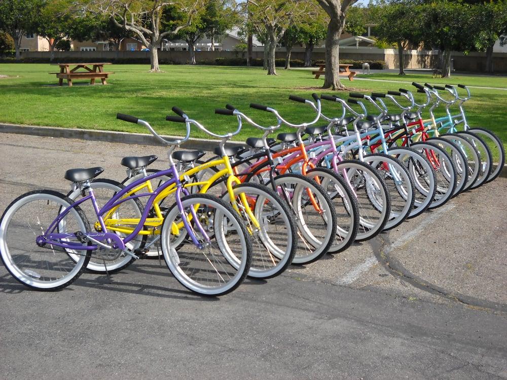 Beach City Cruisers Huntington Beach