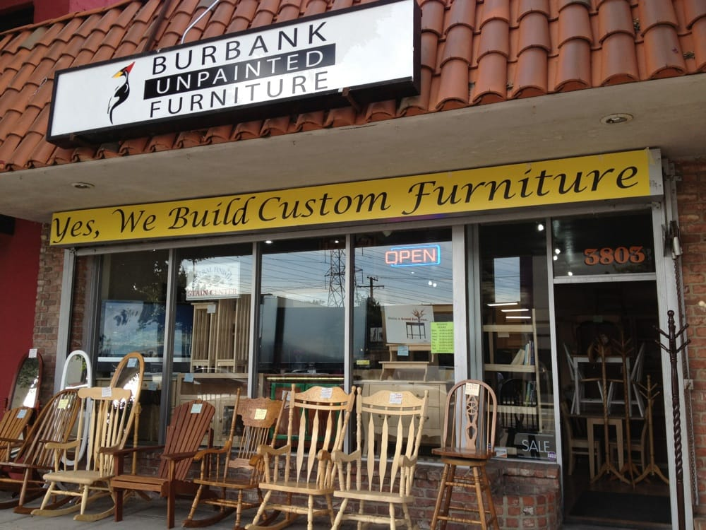burbank unpainted furniture furniture stores burbank