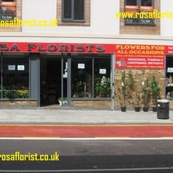 Rosa Florist, London