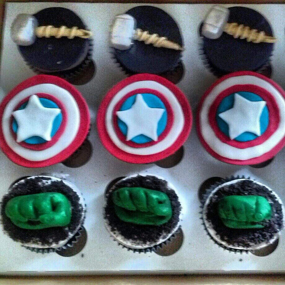 Federal Way (WA) United States  city photos : Forever Cakin' Federal Way, WA, United States. Avengers themed ...