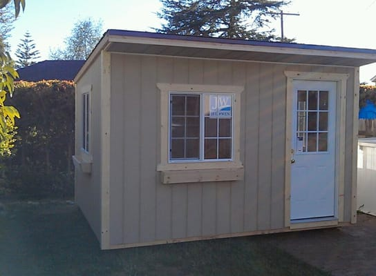 Lean To Shed Plans plans to build a modern shed » ))* ShEd PlAn ...