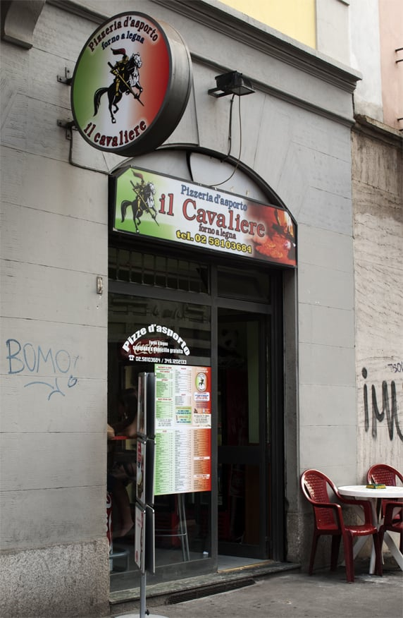 Il cavaliere pizza porta romana milano recensioni - Pizzeria milano porta romana ...