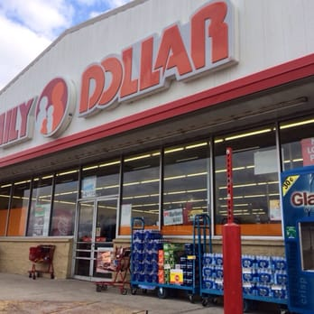 Family dollar anahuac tx united states outside family dollar