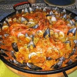 El buffet libre restaurant espagnol la jonquera for Restaurant la jonquera