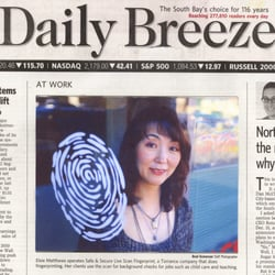 Safe & Secure Live Scan Fingerprint - Even the Daily Breeze likes Safe & Secure - Torrance, CA, Vereinigte Staaten