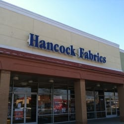 Hancock fabrics fabric stores durham nc yelp for Fabric outlet near me