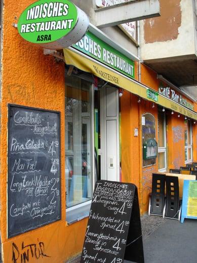 restaurant asra indian restaurants friedrichshain berlin germany reviews photos yelp. Black Bedroom Furniture Sets. Home Design Ideas