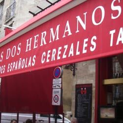 Los Dos Hermanos, Bordeaux, France