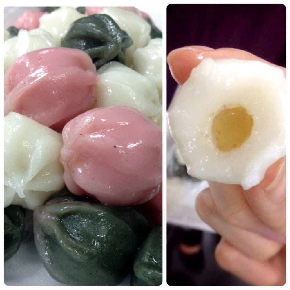 Rice Syrup Korean Songpyeon Korean Rice Cake