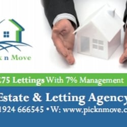 Pick n Move Estate Agents, Dewsbury, West Yorkshire