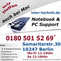 inter-technik.de, Berlin