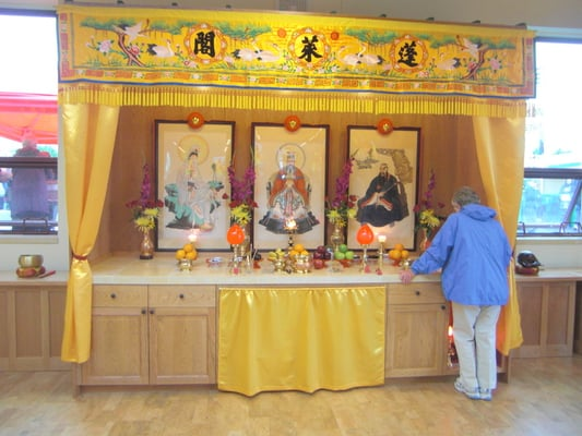 Taoist Tai Chi Society of the USA, Oregon Branch - Martial ...