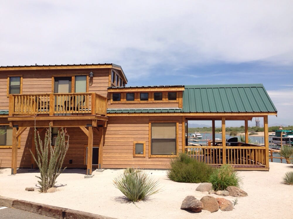 Needles (CA) United States  city pictures gallery : Pirate Cove Resort Needles, CA, United States. Nice two story cabins ...